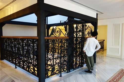 20140701_ホテル03_エレベーター